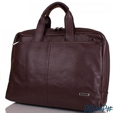 f2846256a98f Портфель кожаный мужской VESSON (ВЕССОН) MISS4222-10