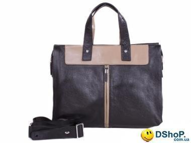 90faaafc79c8 Мужской кожаный портфель с карманом для нетбука ETERNO (ЭТЭРНО) E1191-4