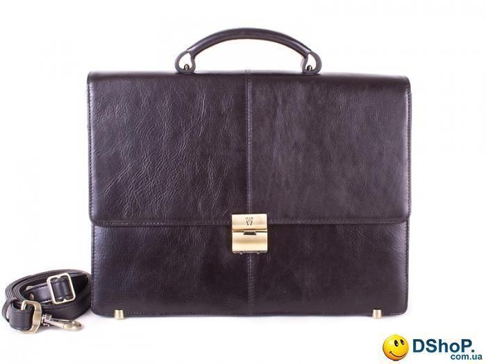 670ba1fccf75 Портфель кожаный мужской WANLIMA (ВАНЛИМА) W50014900095 купить Киев