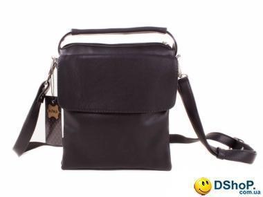 33523cab5890 Мужская сумка через плечо из качественного кожезаменителя MІС MISS34119